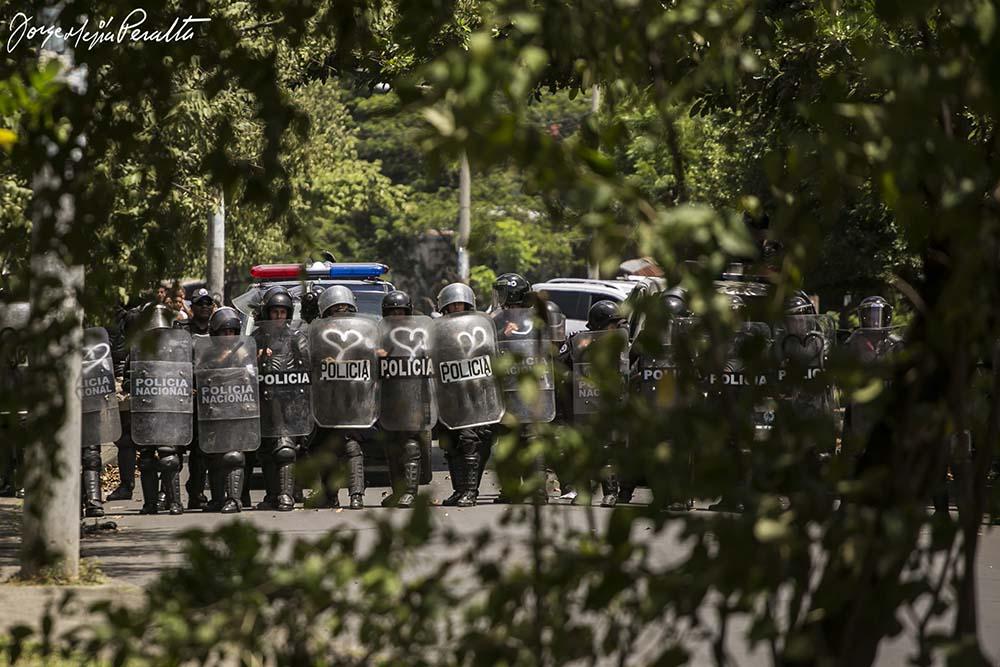 Policias_nicaragua