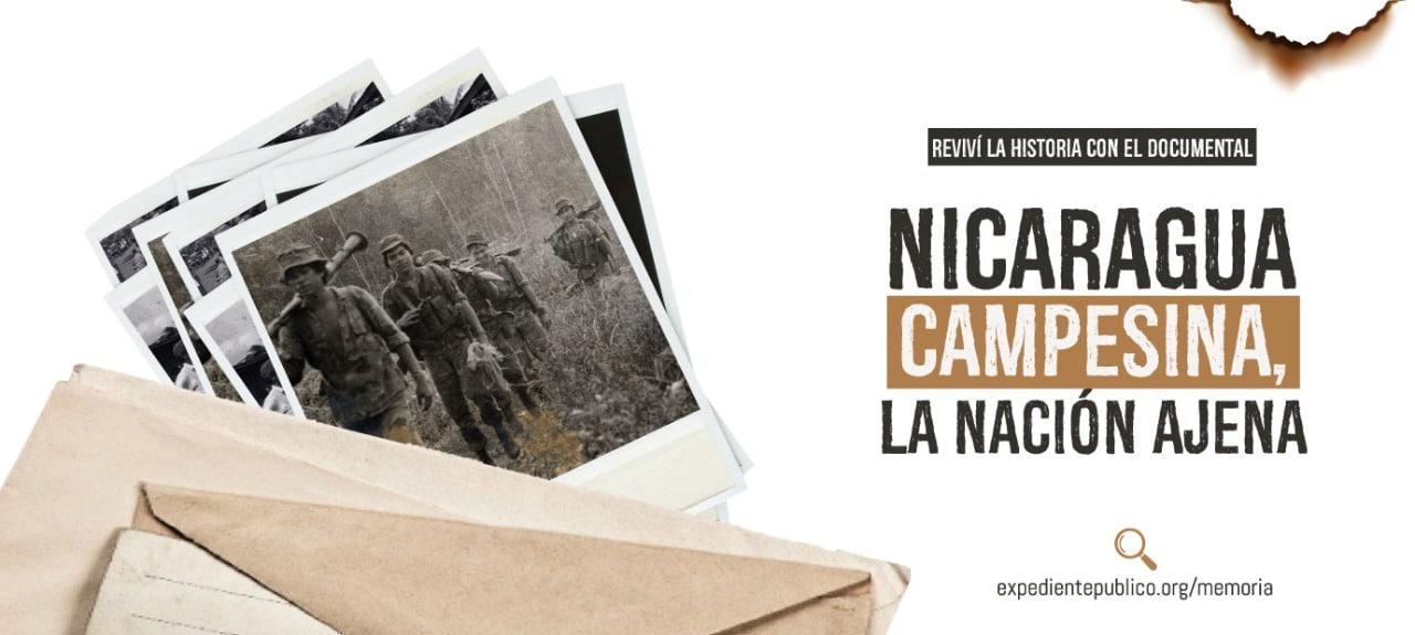 nicaragua campesina banner
