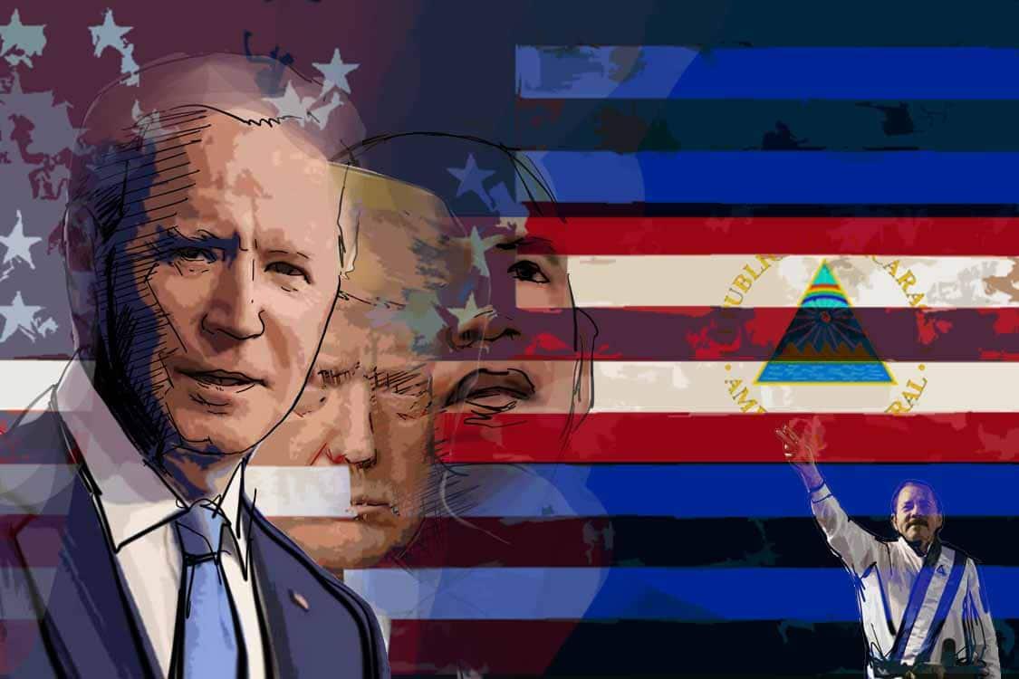 Joe Biden, sanciones, Nicaragua, Daniel Ortega