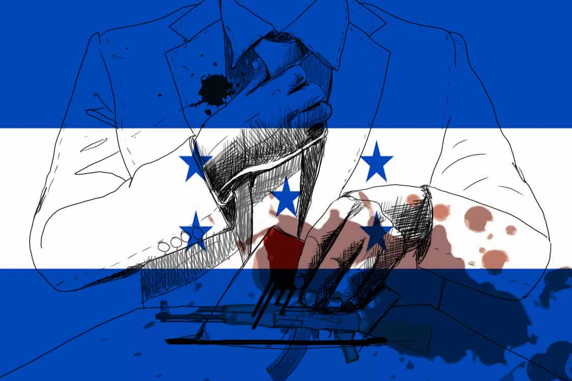Honduras, elecciones, primarias 2021, narcotráfico, Los Cachiros