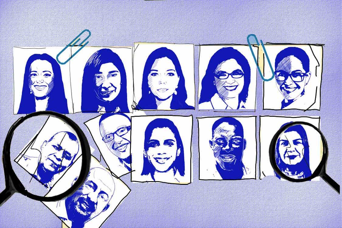 Candidatos desconocidos_honduras