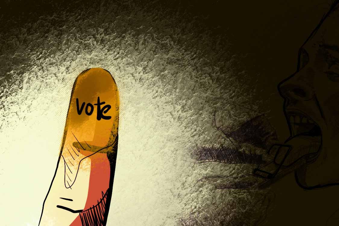 guerra ditigal Honduras campaña electoral