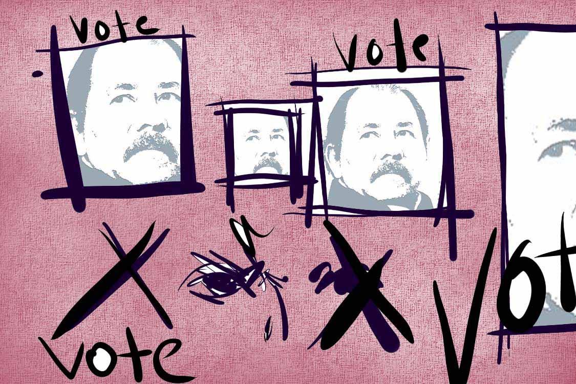financiamiento político Nicaragua elecciones