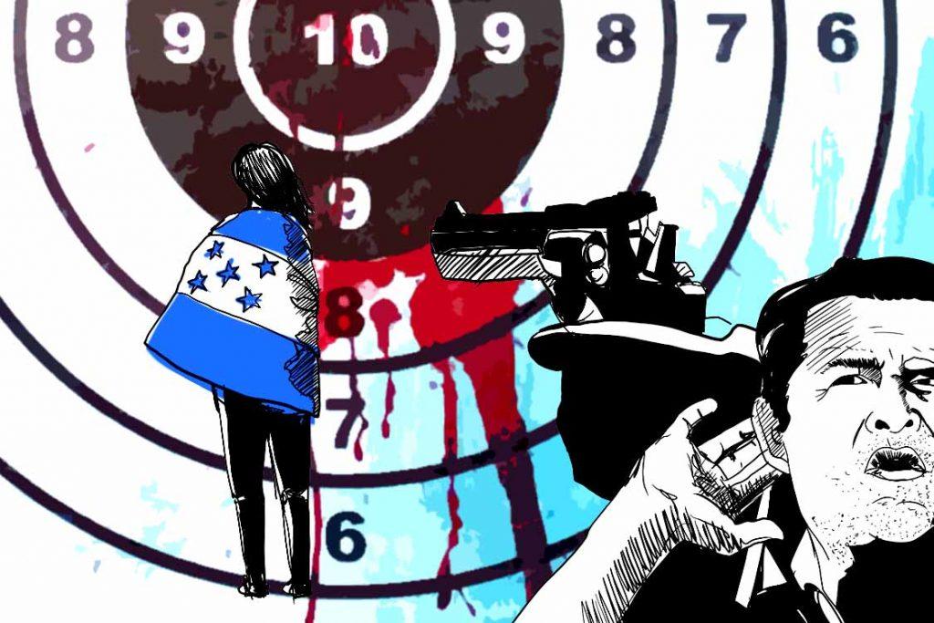 Honduras Violencia Política