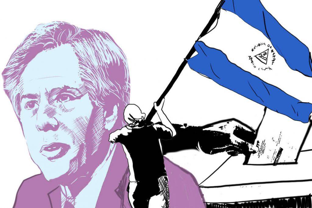 Nicaragua sanciones Cristiana Chamorro