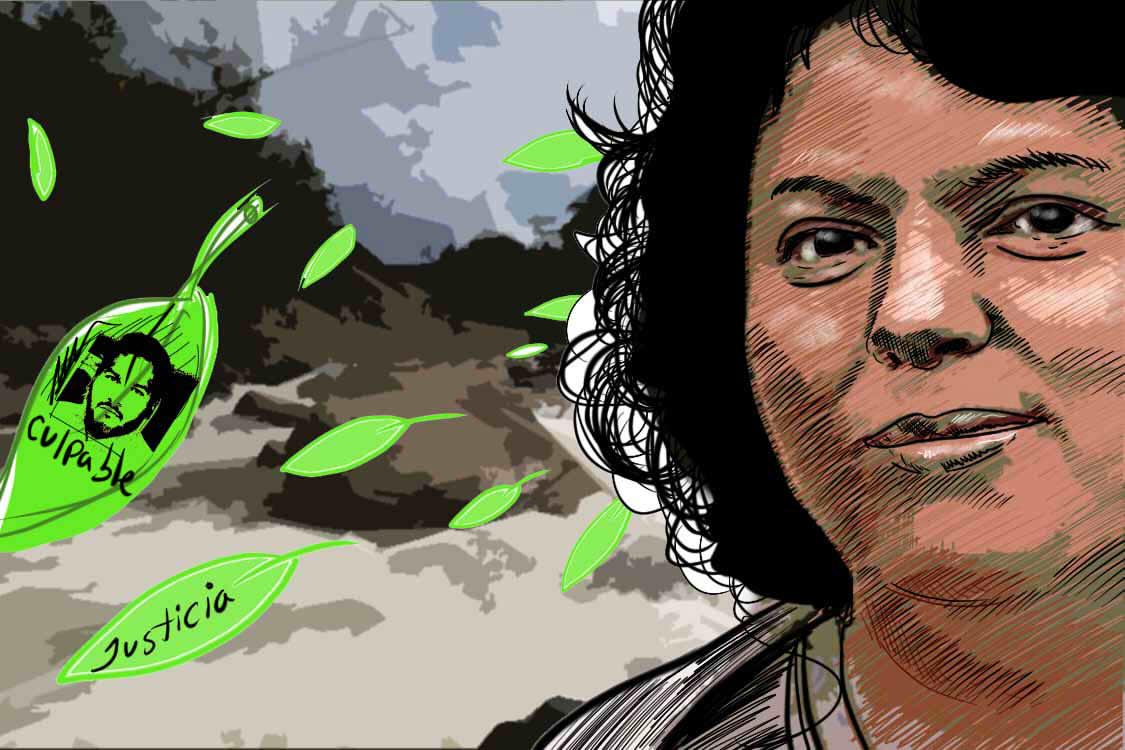 Honduras Berta Cáceres