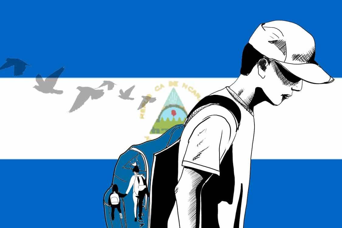 migrantes, Nicaragua, Costa Rica