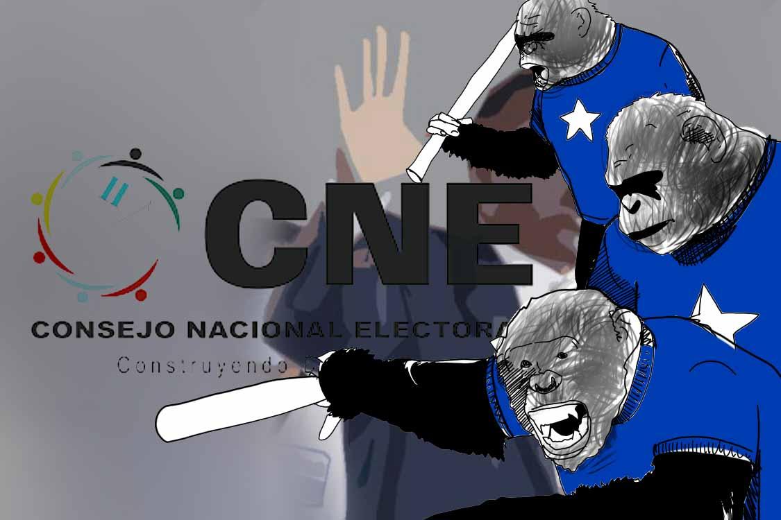 Honduras Elecciones2021 candidatos, Consejo Nacional Electoral