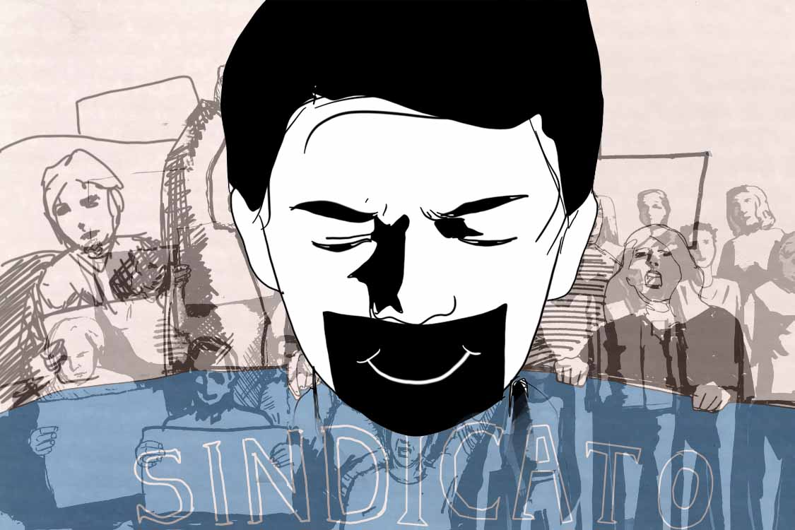 sindicatos, Nicaragua, FSLN, Daniel Ortega, represión
