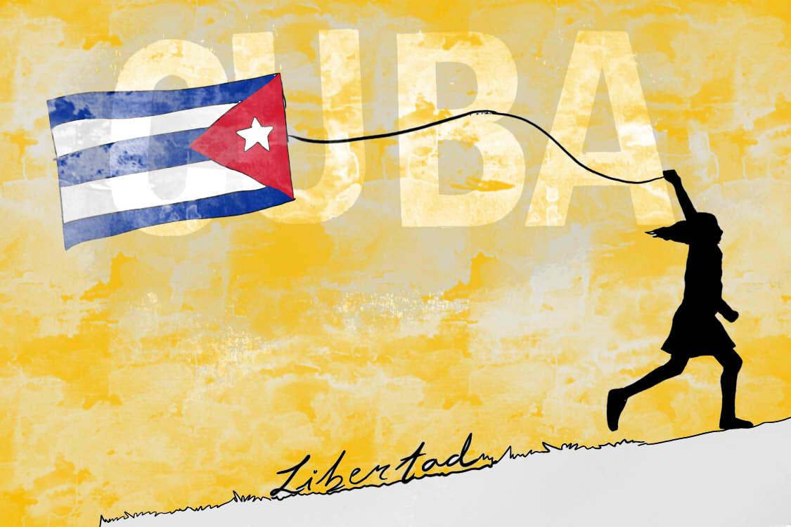 Cuba Protestas Libertad