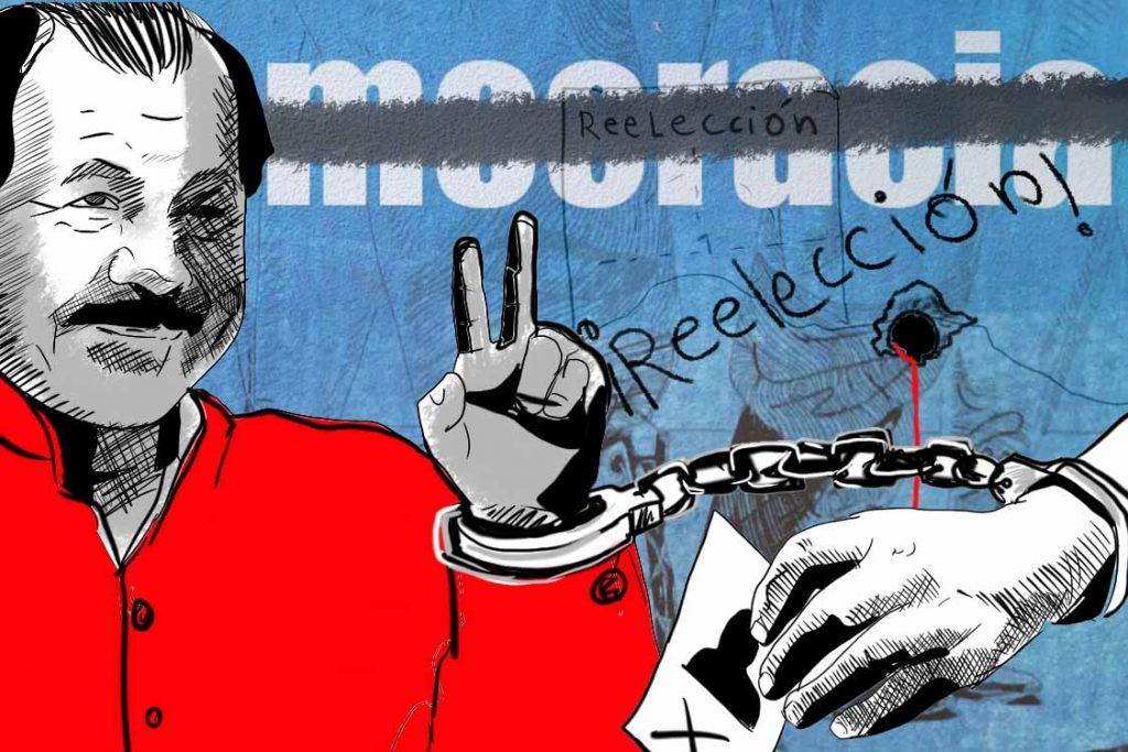 Daniel Ortega, Nicaragua. sanciones, Unión Europea