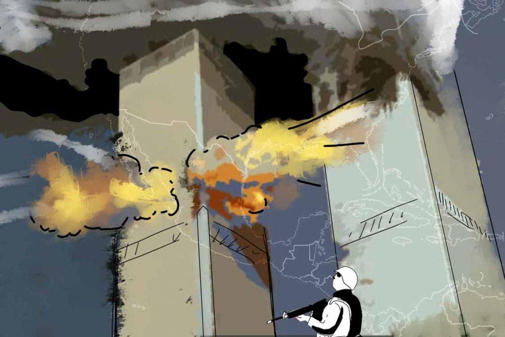 Centroamércica, Estados Unidos, atentados terroristas, 11 de septiembre 2001