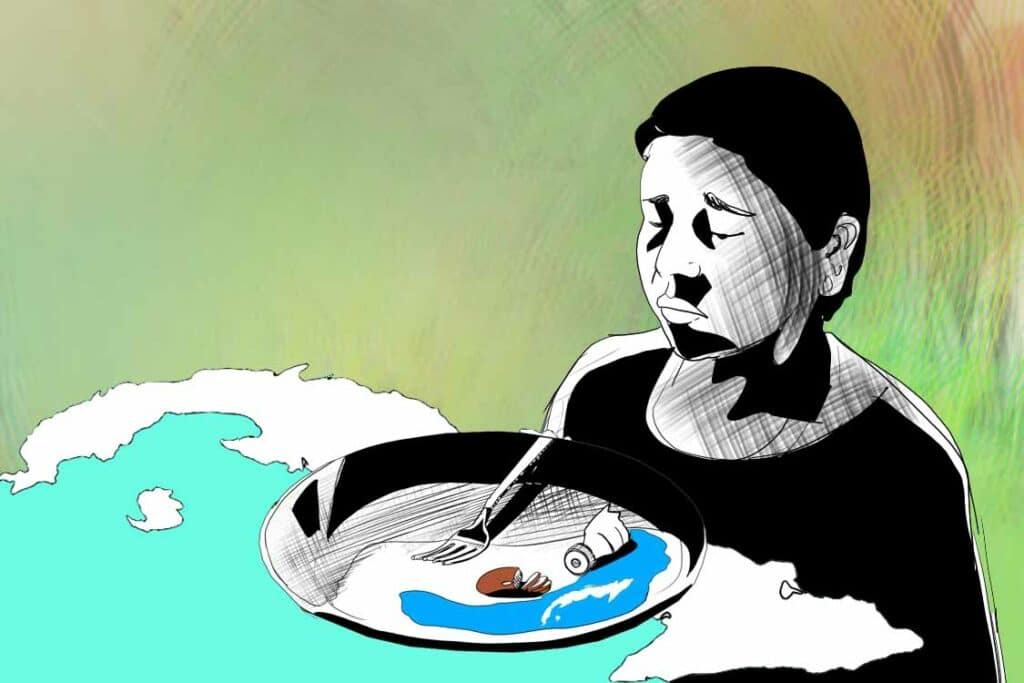 Cuba, remesas, represión, derechos humanos