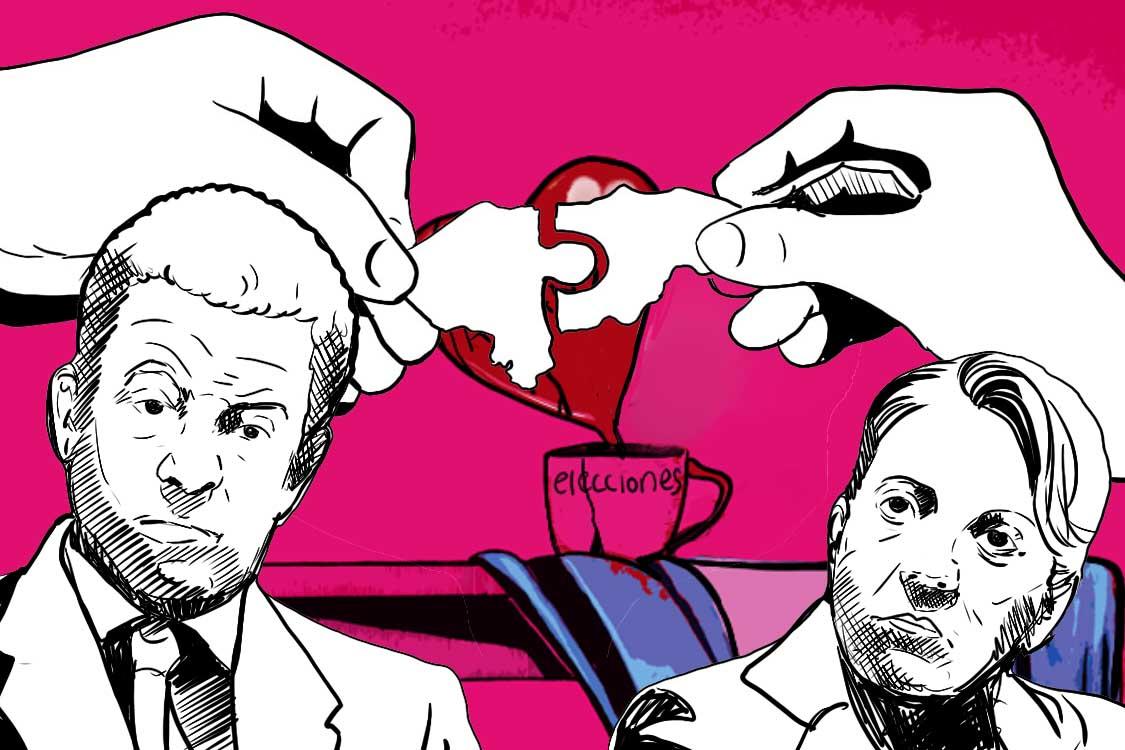 Salvador Nasralla Xiomara Castro Honduras Elecciones 2021