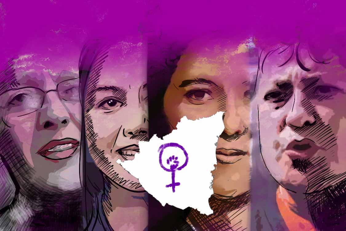 violencia contra las mujeres, Nicaragua