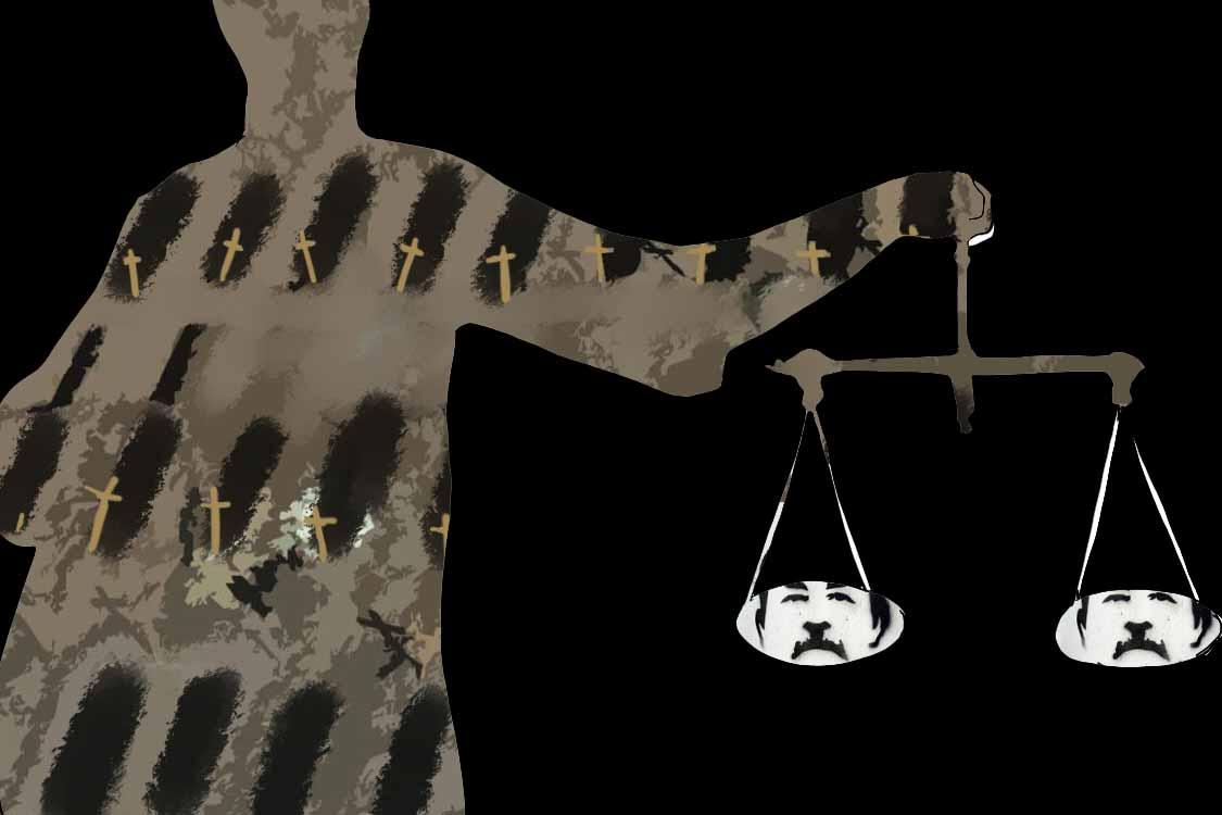 La justicia como arma contra opositores