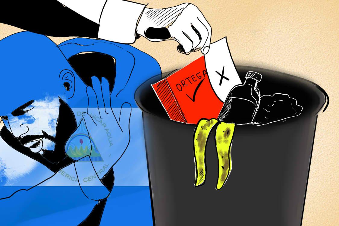 *Exhortan a la OEA para que realice las presiones diplomáticas y económicas necesarias que obliguen a retroceder alrégimen de Daniel Ortega y RosarioMurillo.